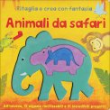 Animali da Safari  - Libro