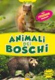 Animali dei Boschi + Sticker
