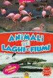 Animali dei Laghi e Fiumi + Sticker
