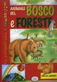 Animali del Bosco e Foreste  - Libro