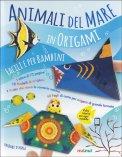 Animali del Mare in Origami Facili per Bambini - Cofanetto