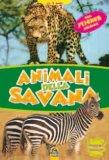Animali della Savana + Sticker