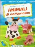 Animali di Cartoncino — Libro