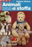 Animali di Stoffa  - Libro