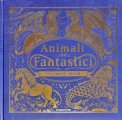 Animali Fantastici - Coloring Book - Libro