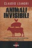 Animali Invisibili - Libro