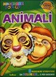 Animali - Maschere Pop-up