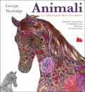 Animali - Un Affascinante Libro da Colorare - Libro