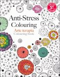 Anti Stress Colouring - Arte Terapia Colouring Book - Libro
