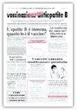 Vaccinazione Obbligatoria Antiepatite B