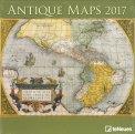Antique Maps - Calendario 2017