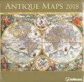 Antique Maps - Calendario 2018