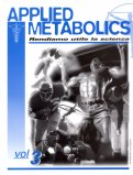 Applied Metabolics - Vol. 3