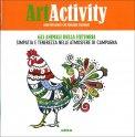 Art Activity - Gli Animali della Fattoria - Libro