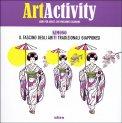 Art Activity - Kimono - Libro