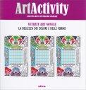Art Activity - Vetrate Art Noveau - Libro