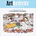 Art Activiy - Simpatici Mostri - Libro