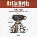 Art Activiy - Vintage Labels - Libro