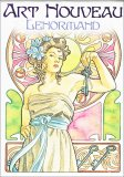 Art Nouveau Lenormand Oracle - Cofanetto
