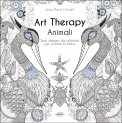 Art Therapy - Animali - Libro