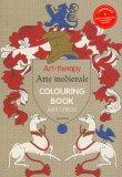 Art Therapy-  Arte Medievale - Libro