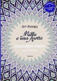 Art Therapy - Mille e una Notte - Colouring Book