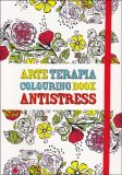Arte Terapia Colouring Book Antistress - Libro