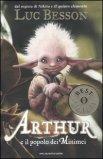 Arthur e il Popolo dei Minimei  - Libro