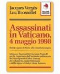 Assassinati in Vaticano, 4 maggio 1998