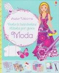 Atelier Usborne Moda - Vesto Le Bamboline - Libro