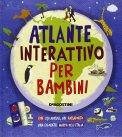 Atlante Interattivo per Bambini  - Libro