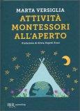 Attività Montessori all'Aperto - Libro
