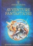 Avventure Fantastiche - Libro