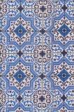 Azulejos - Magneto Blank Book - Piccolo - Diario