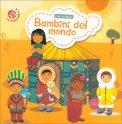 Bambini del Mondo - Libri a Rilievo - Libro