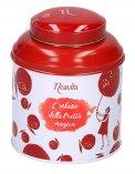 Barattolo Rosso - L'Infuso della Frutta Magica - Agrumi di Sicilia