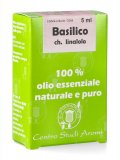 Basilico - Olio Essenziale Bio