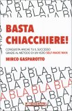 Basta Chiacchiere! - Libro