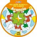 Bellissimi Mandala per Bambini - Vol. 2 Arancio — Libro