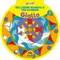 Bellissimi Mandala per Bambini - Vol. 3 Giallo — Libro