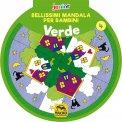 Bellissimi Mandala per Bambini - Vol. 4 Verde — Libro