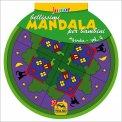 Bellissimi Mandala per Bambini - Vol. 4 Verde - Libro