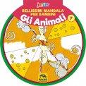 Bellissimi Mandala per Bambini - Vol. 7 Gli Animali — Libro