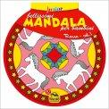 Bellissimi Mandala per Bambini - Vol. 1 Rosso - Libro