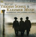 Best of Yiddish Songs & Klezmer Music - CD