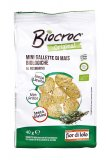 Biocroc - Mini Gallette di Mais - al Rosmarino