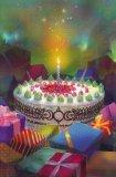 Biglietto d'Auguri - Birthday - Greeting Spellcard