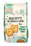 Biscotti 6 Cereali e Semi Bio
