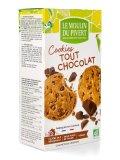 Biscotti al Cacao con Pepite di Cioccolato