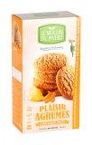 Biscotti al Limone e Arancia Canditi